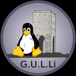 Logo GULLi Gruppo Utenti Linux Livorno