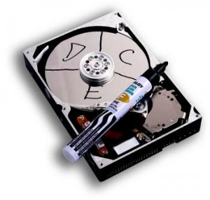Partizioni su un Hard Disk